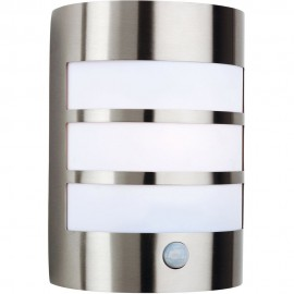 Outdoor PIR Wall Light 16.5cm
