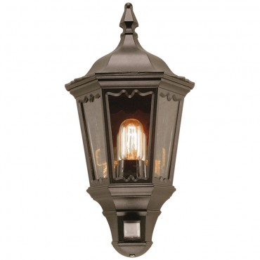 Outdoor PIR Wall Light 26cm
