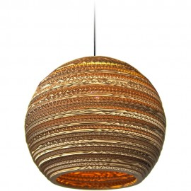 Moon Pendant Light 36cm