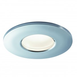 Chrome IP65 Fixed Downlight LED Compatible 8.5cm