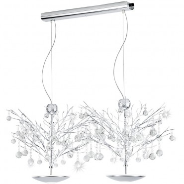 Sorges Cluster LED Pendant Bar 131cm