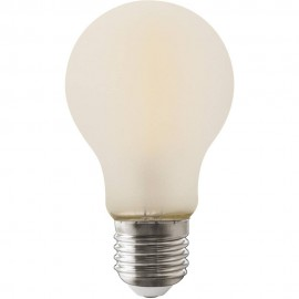 Calex LED Full Glass Filament GLS-lamp 240V 6,5W 600lm E27 A60,  Frosted outside 2700K CRI80 Dimmable
