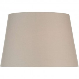 Cotton Tapered Drum Lamp Shade 30cm