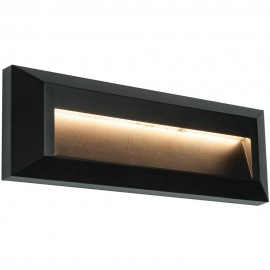 Outdoor LED Step & Brick Light 23cm