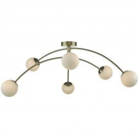 Close-Fit Ceiling Light 90cm