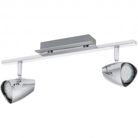 LED Twin Spotlight 39cm