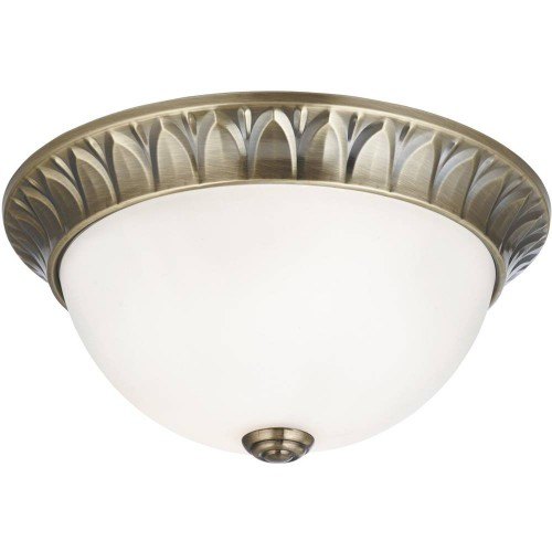 Flush Ceiling Light 28cm