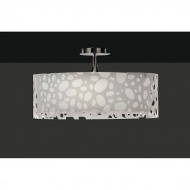 Close-Fit Ceiling Light 53cm