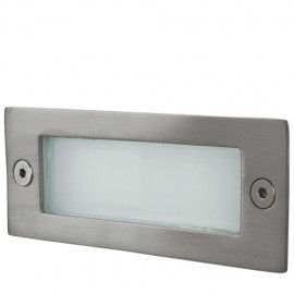Outdoor LED Step & Brick Light 10.5cm