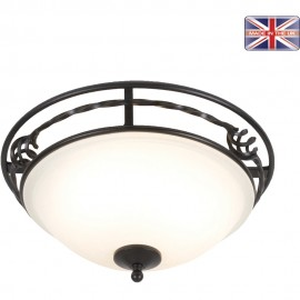 Flush Ceiling Light 36.5cm