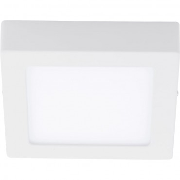 Flush LED Ceiling Light 17cm