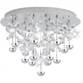 Pianopoli Flush Ceiling Light 50cm