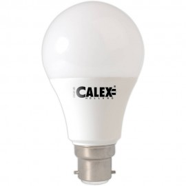 Calex Power LED A60 GLS-lamp 240V 8W 500lm B22, 2700K Dimmable