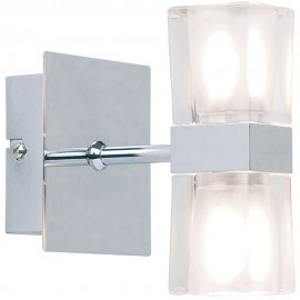 Frosted Glass Wall Light