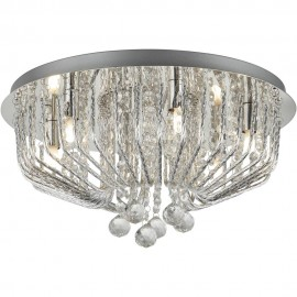 Flush LED Ceiling Light 43cm