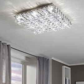Flush Ceiling Light 49cm