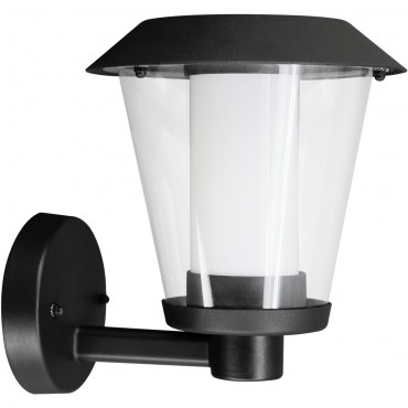 Outdoor LED Wall Light 19cm