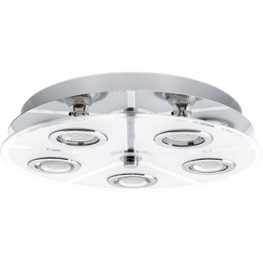 Flush LED Ceiling Light 35cm