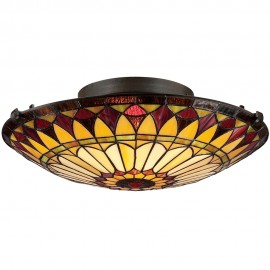 Flush Ceiling Light 42cm
