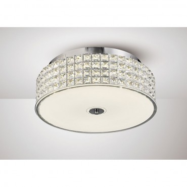 Flush LED Ceiling Light 40cm