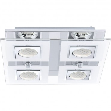 Flush LED Ceiling Light 29cm