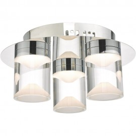 LED Flush Ceiling Light 26cm