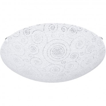 Flush LED Ceiling Light 31.5cm