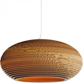 Disc Pendant Light 61cm