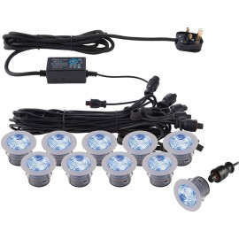 Outdoor LED Ground Light Kit 4.5cm