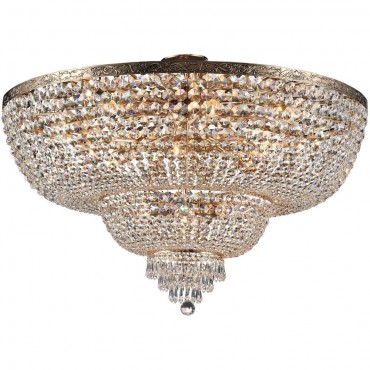 Close-Fit Ceiling Light 100cm