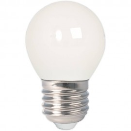 Calex LED Full Glass Filament Ball-lamp 240V 3,5W 350lm E27 P45, Softline 2700K CRI80 Dimmable
