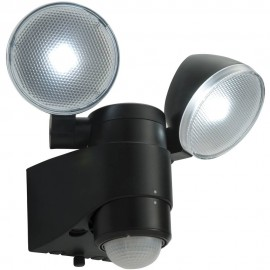 Outdoor 2w Battery Operated LED PIR Spotlight 20.9cm