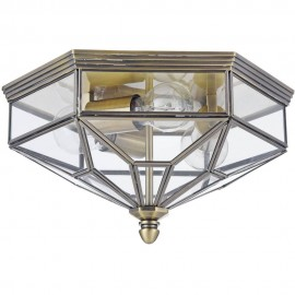 Flush Ceiling Light 35.2cm