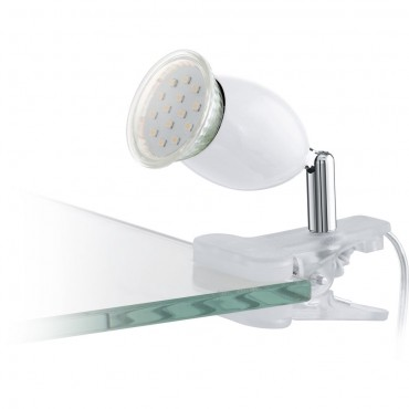 LED Clip-On Desk Lamp 13cm