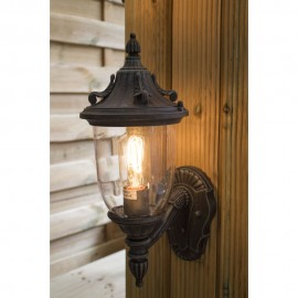 Elkstone Outdoor Wall Light 15.2cm