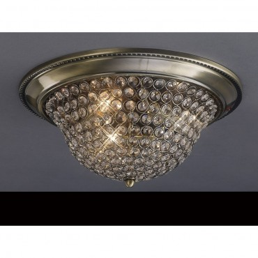 Flush Ceiling Light 27cm