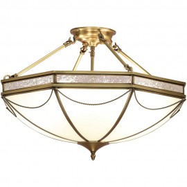 Russell Close-Fit Ceiling Light