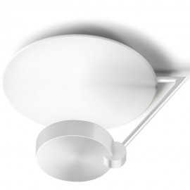 Ibis Close-Fit Ceiling Light 42cm