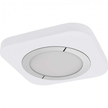 White Fixed Downlight LED Integrated 30cm