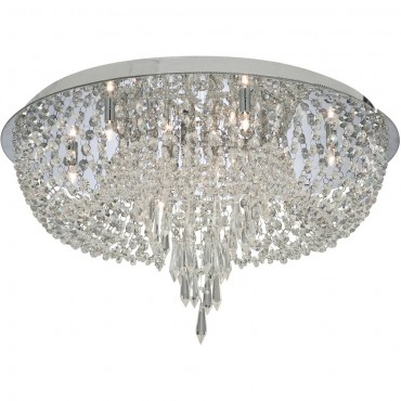 Flush Ceiling Light 49.5cm
