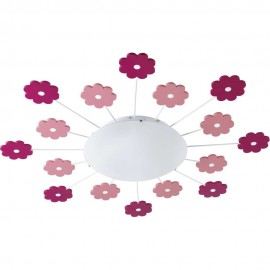 Flush Ceiling Light 61.5cm