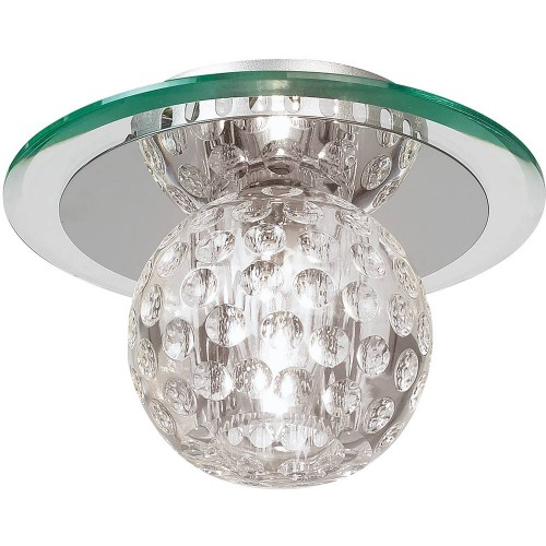 Flush Ceiling Light 17.5cm