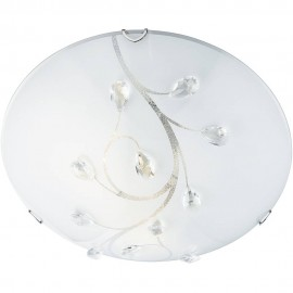 Flush Ceiling Light 30cm