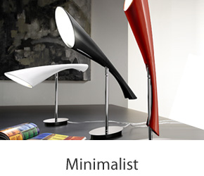 Minimalist Table Lamps