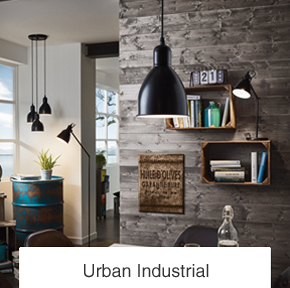 Urban Industrial Ceiling Lights