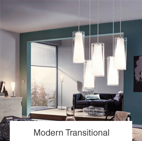 Transitional Pendant Lights