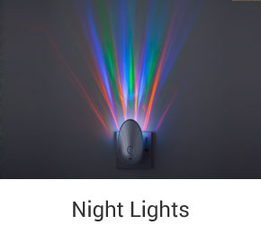 Childrens Wall Lights & Night Lights