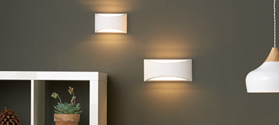 Up & Down Wall Lights