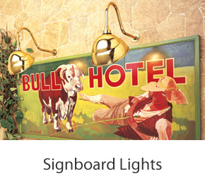 Signboard Lighting