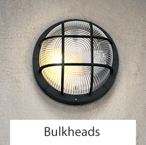 Outdoor Bulkhead Wall Lights